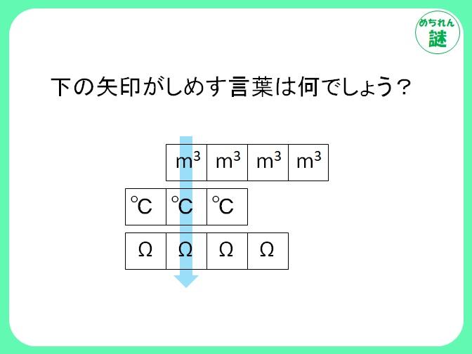 暗号謎解き 並んだ記号が意味する法則とは?矢印に沿って読め!