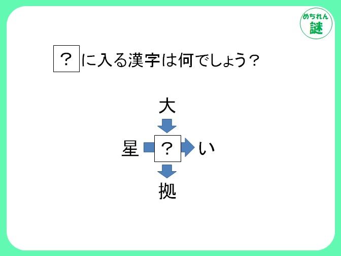和同開珎謎解き 普通の和同開珎と思いきや…!?とある漢字を工夫して読む必要がある!