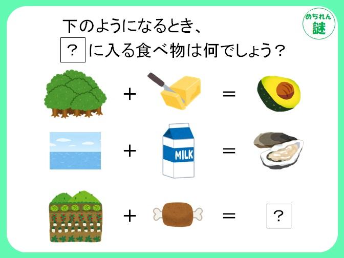 規則性謎解き イラストと数式に隠された法則性を見抜き、答えを導き出せ!